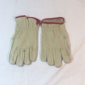 Other - Men's leather work gloves